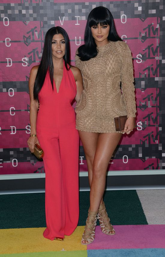 Kourtney kardashian wykorzystala kylie jenner do for What does kourtney kardashian do