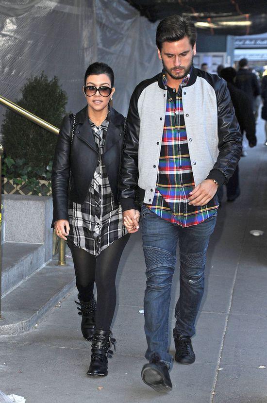 Co ze ślubem Kourtney Kardashian i Scotta Disicka? (FOTO)