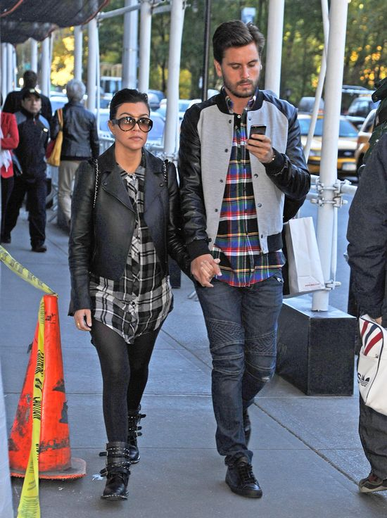 Co ze �lubem Kourtney Kardashian i Scotta Disicka? (FOTO)