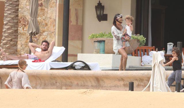 Jak Kourtney Kardashian sp�dzi�a urodziny i �wi�ta? (FOTO)