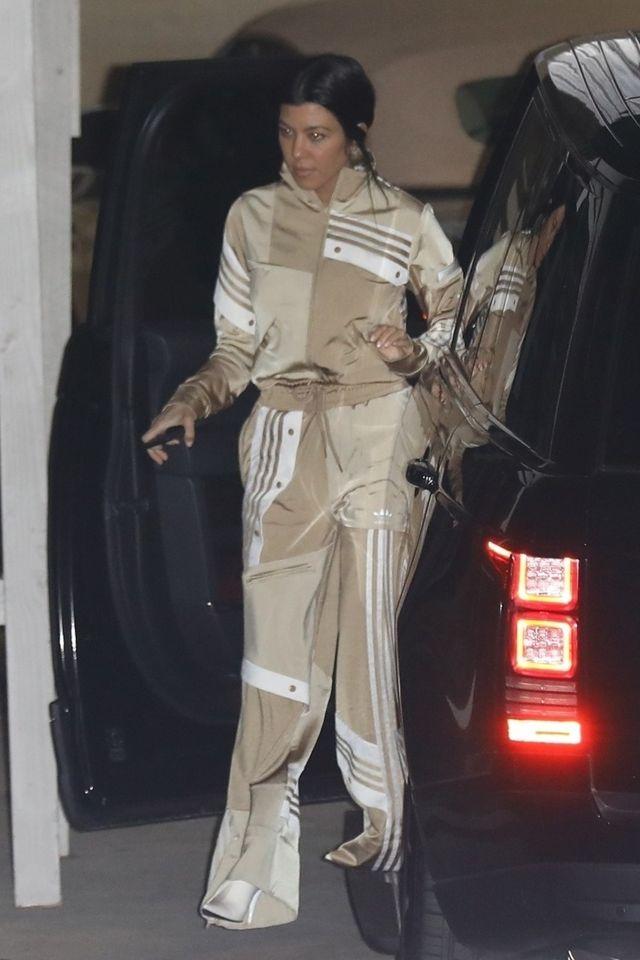 W ten sposób Kourtney Kardashian ZNISZCZYŁA randkę w kościele Seleny i Justina