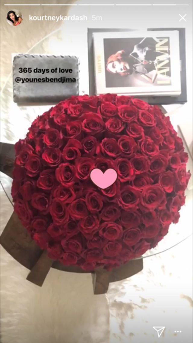 Kourtney Kardashian to prawdziwa SZCZĘŚCIARA Zobaczcie, co dostała od Younesa