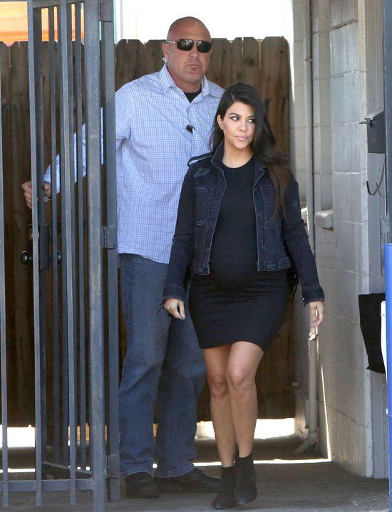Ciąże zachcianki Kourtney Kardashian