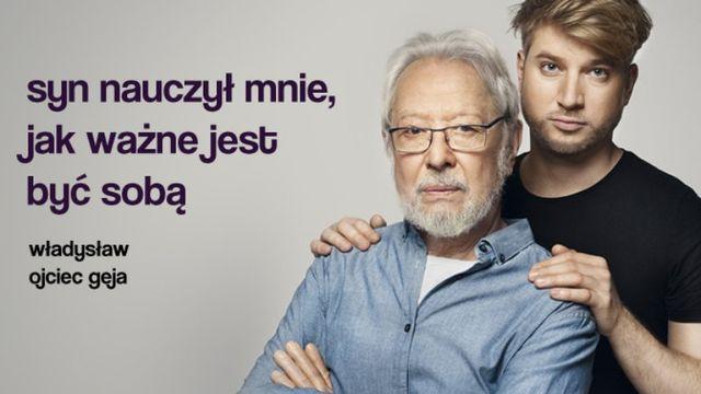 Władysław Kowalski dostał sms-a: