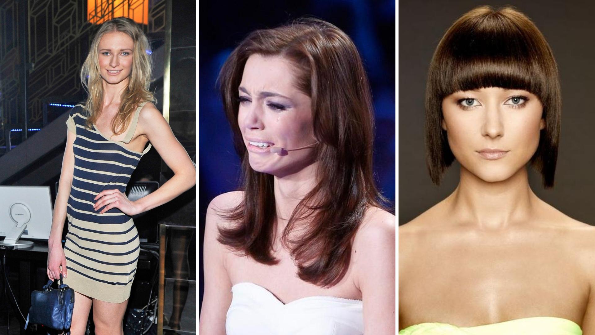 """Jak zmieniły się uczestniczki I edycji """"Top Model""""? Są nie do poznania!"""