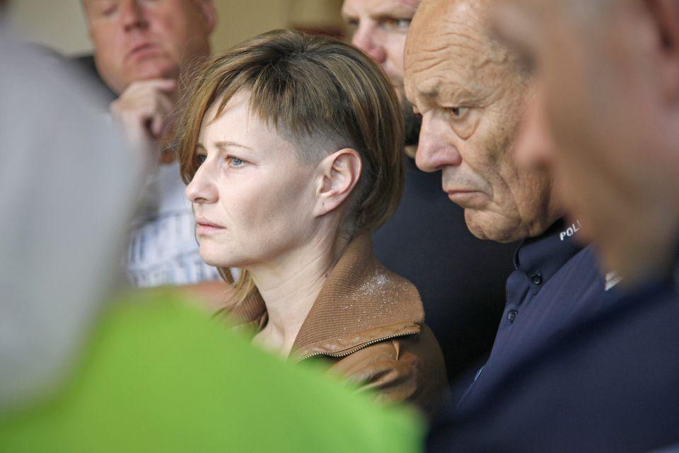 Kożuchowska i Widawska bez makijażu oraz stylizacji - aktorki na planie filmu Ve