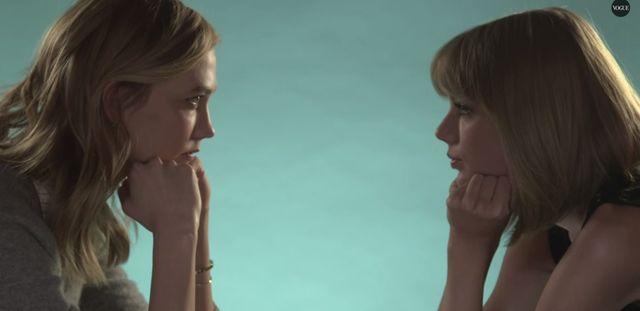 Karlie Kloss i Taylor Swift niczym siostry na okładce Vogue'