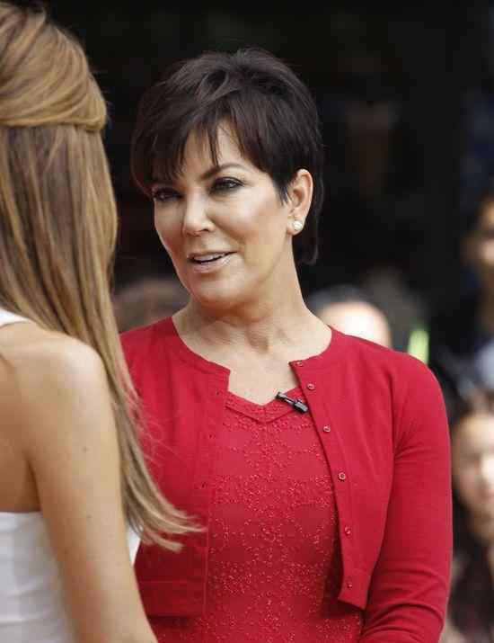 Kris Jenner przychodziła na plan show na kacu!