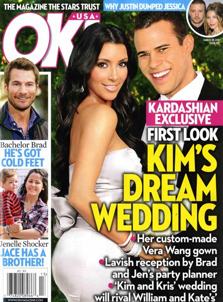 Były mąż Kim Kardashian mocno zakpił z przemiany Jennera