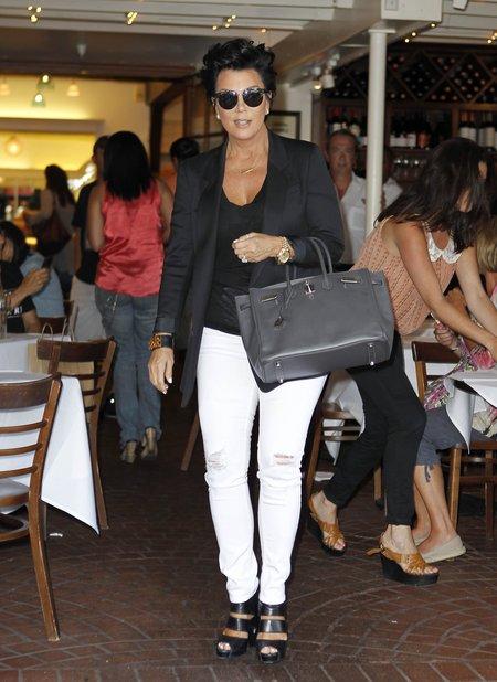 Kris Jenner chciała zarobić na wnuczce