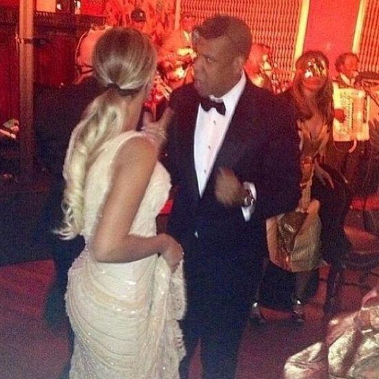 Kris Jenner imprezuje z Beyonce (FOTO)