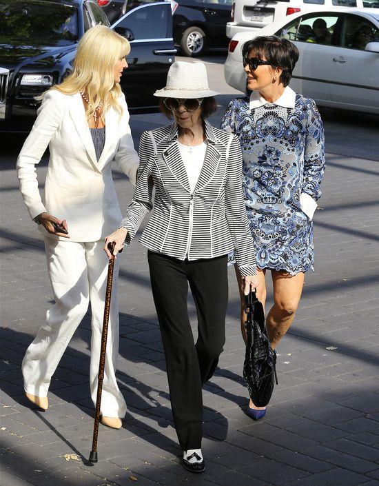 Córki nie chciały spędzić świąt z Kris Jenner? (FOTO)