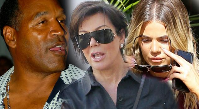 Oj Simpson Khloe Kardashian Kris Jenner PANIKUJE -...