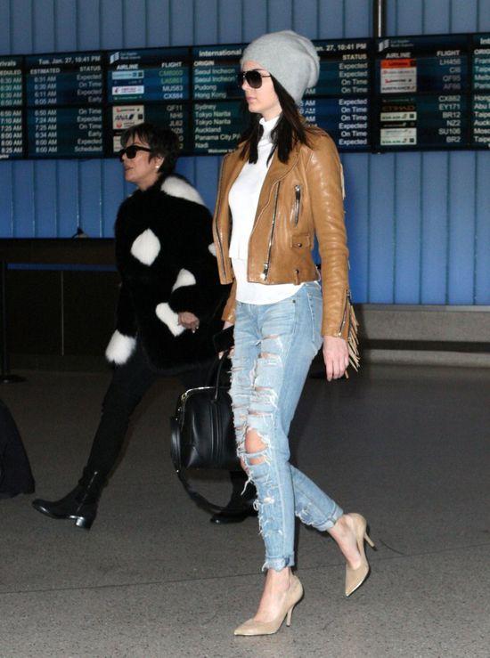 Ile baga�y Kris i Kendall Jenner zabra�y do Pary�a? (FOTO)