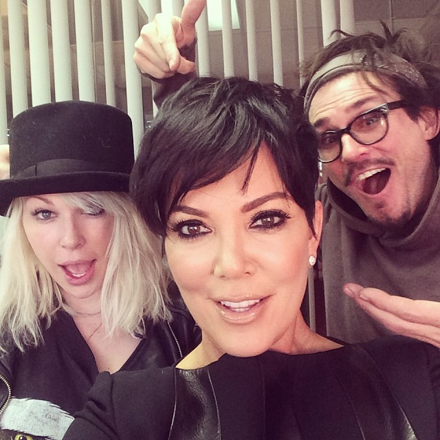 Lodówka Kris Jenner świadczy o jej chorobie? (FOTO)