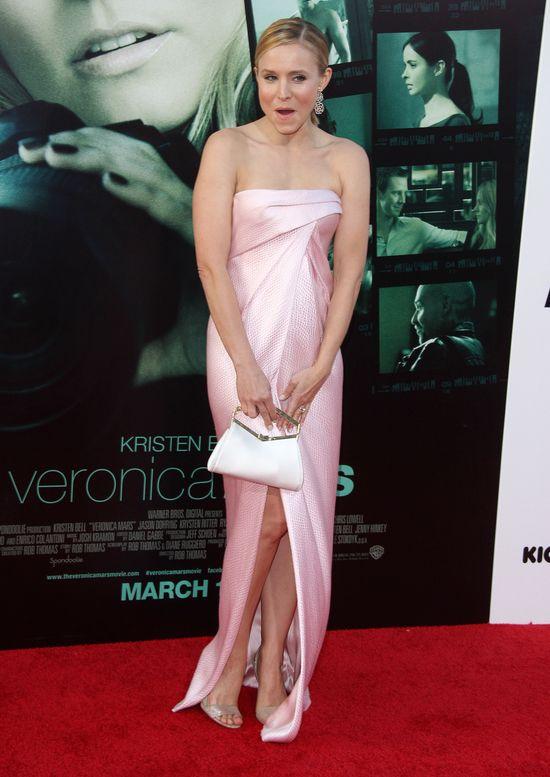 Kristen Bell zaliczyła WPADKĘ (FOTO)