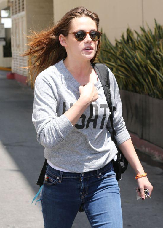 Kristen Stewart i jej zły humor (FOTO)