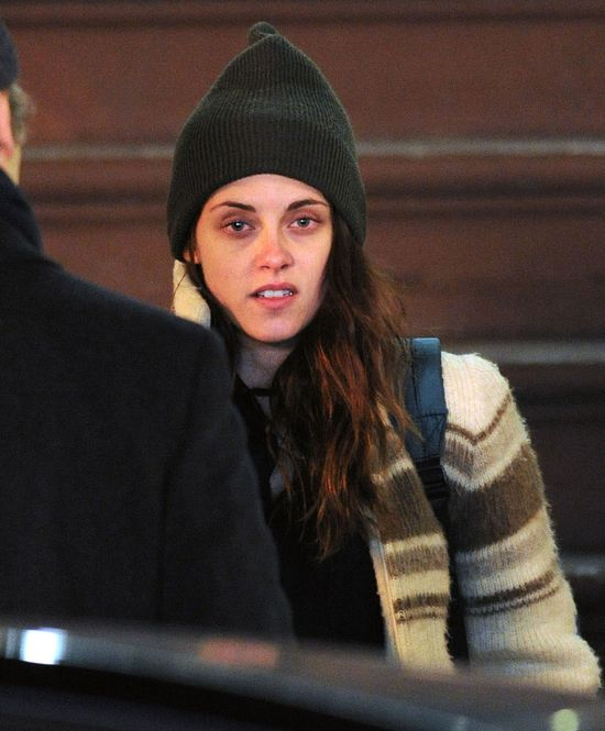Kristen Stewart wygląda jak bezdomna (FOTO)