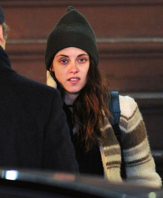 Kristen Stewart wygl�da jak bezdomna (FOTO)