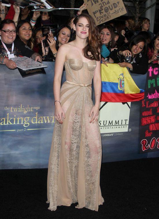 Kristen Stewart planuje operację piersi