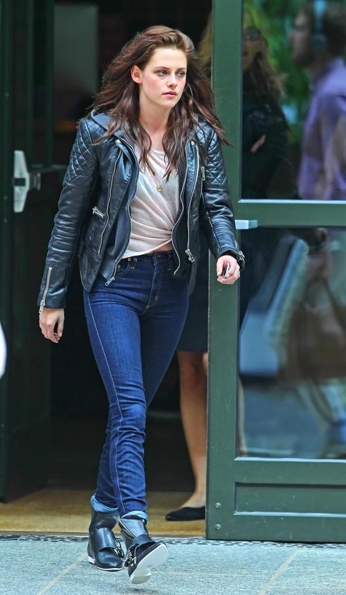Kristen Stewart zatrudni�a osobistego ochroniarza