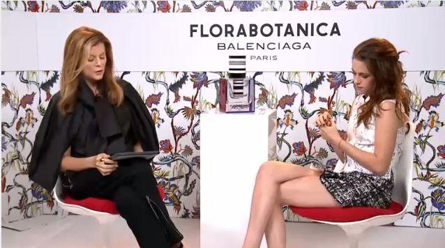 Kristen Stewart przerwa�a pierwszy wywiad po zdradzie(VIDEO)
