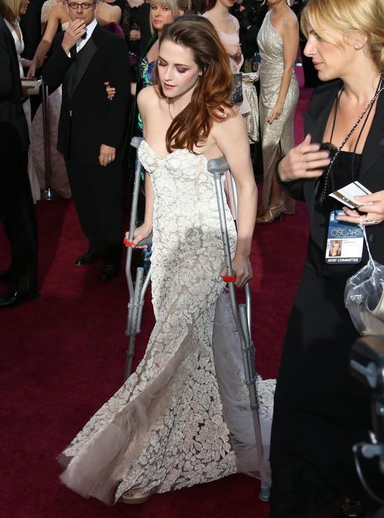 Kristen Stewart o kulach na rozdaniu Oscarów (FOTO)