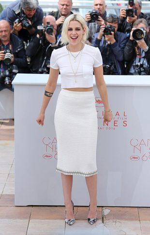 Kristen Stewart na Festiwalu w Cannes (FOTO)