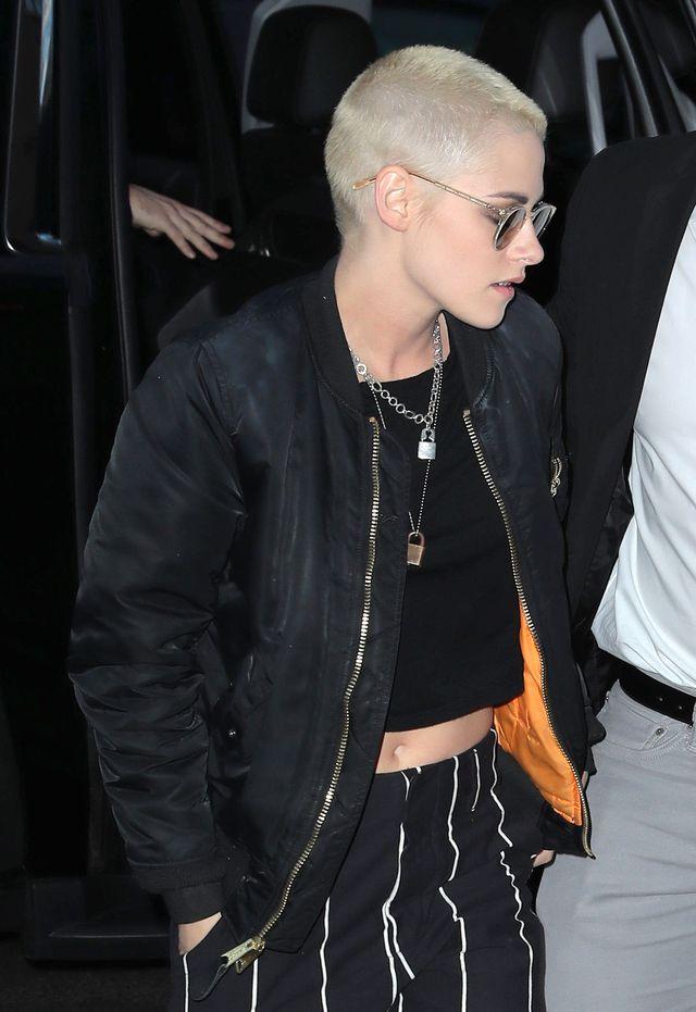 Kristen Stewart tłumaczy, co oznacza jej nowa fryzura