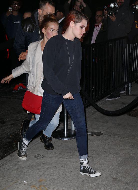 Dwie byłe Roberta Pattinsona na jednej imprezie (FOTO)