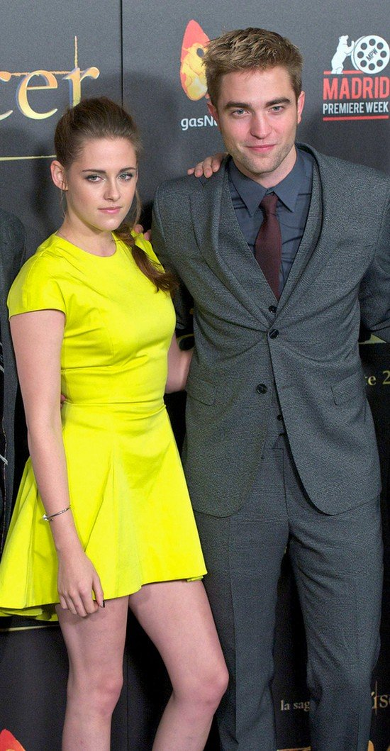Kristen Stewart: Gdy będę mieć syna...