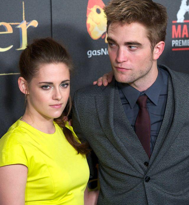 Robert Pattinson znowu rzuci� Kristen Stewart!