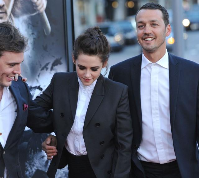 Żona zdradzonego reżysera: Kristen Stewart ma w sobie coś pa