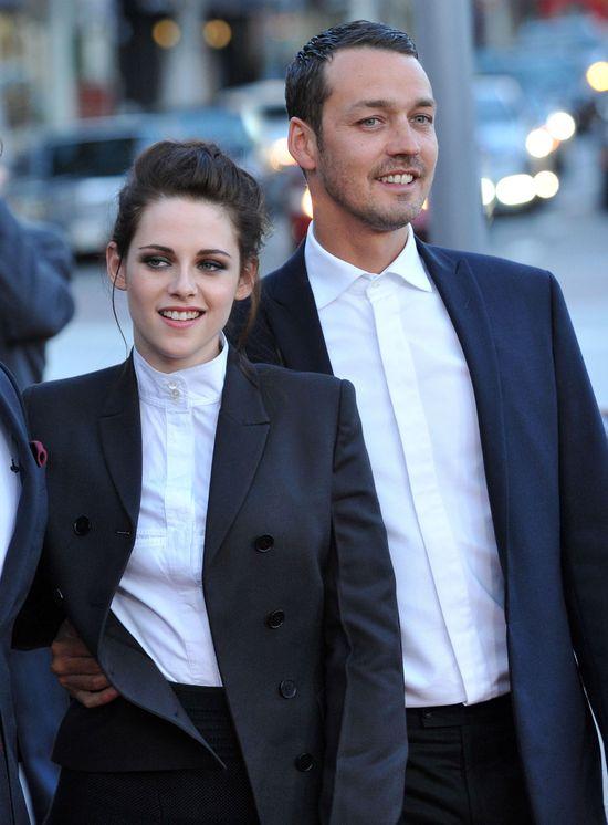 Kristen Stewart boi się wspominać o Rupercie Sandersie