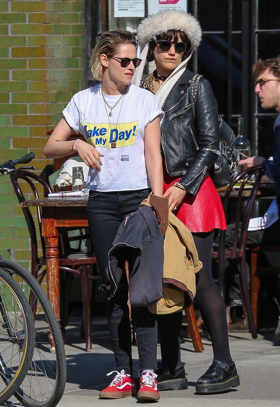 Kristen Stewart rozstała się z dziewczyną!