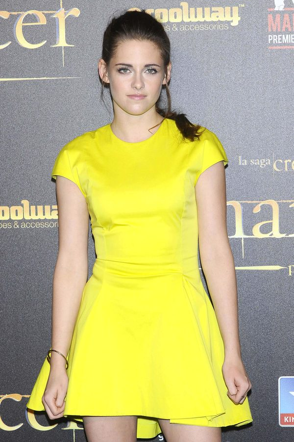 Fani Kristen Stewart: W tych włosach wyglądasz jak facet! (FOTO)