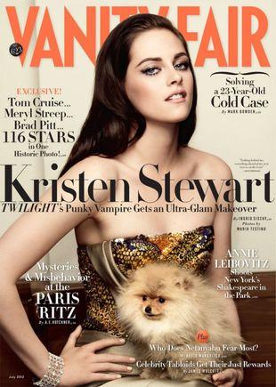 Kristen Stewart w Vanity Fair (FOTO)
