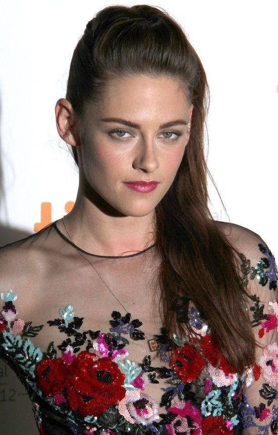 Wisiorek pomógł Kristen Stewart odzyskać Roberta Pattinsona