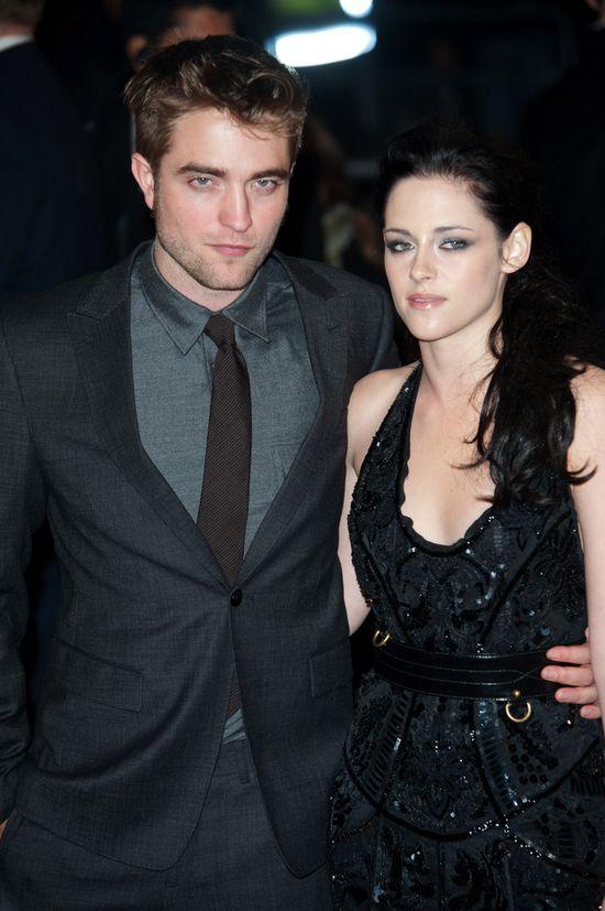 Kristen Stewart nie poszła by na TCAs bez Roberta Pattinsona
