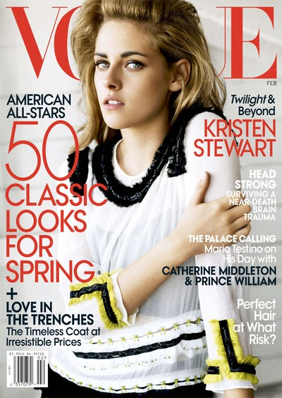 Pozowała dla Vogue, a nosi brudne trampki (FOTO)