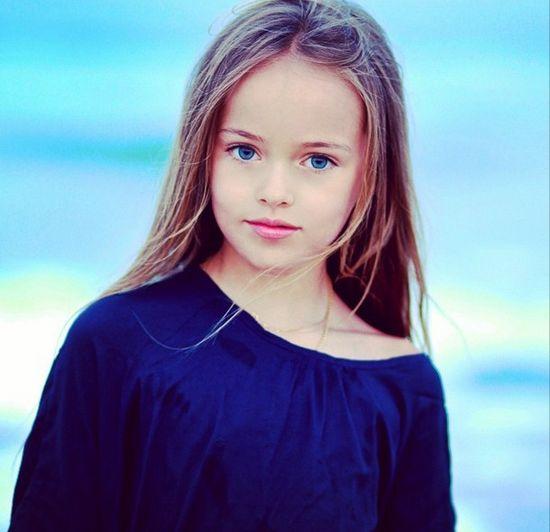 Kristina Pimenova - najśliczniejsza dziewczynka na świecie?