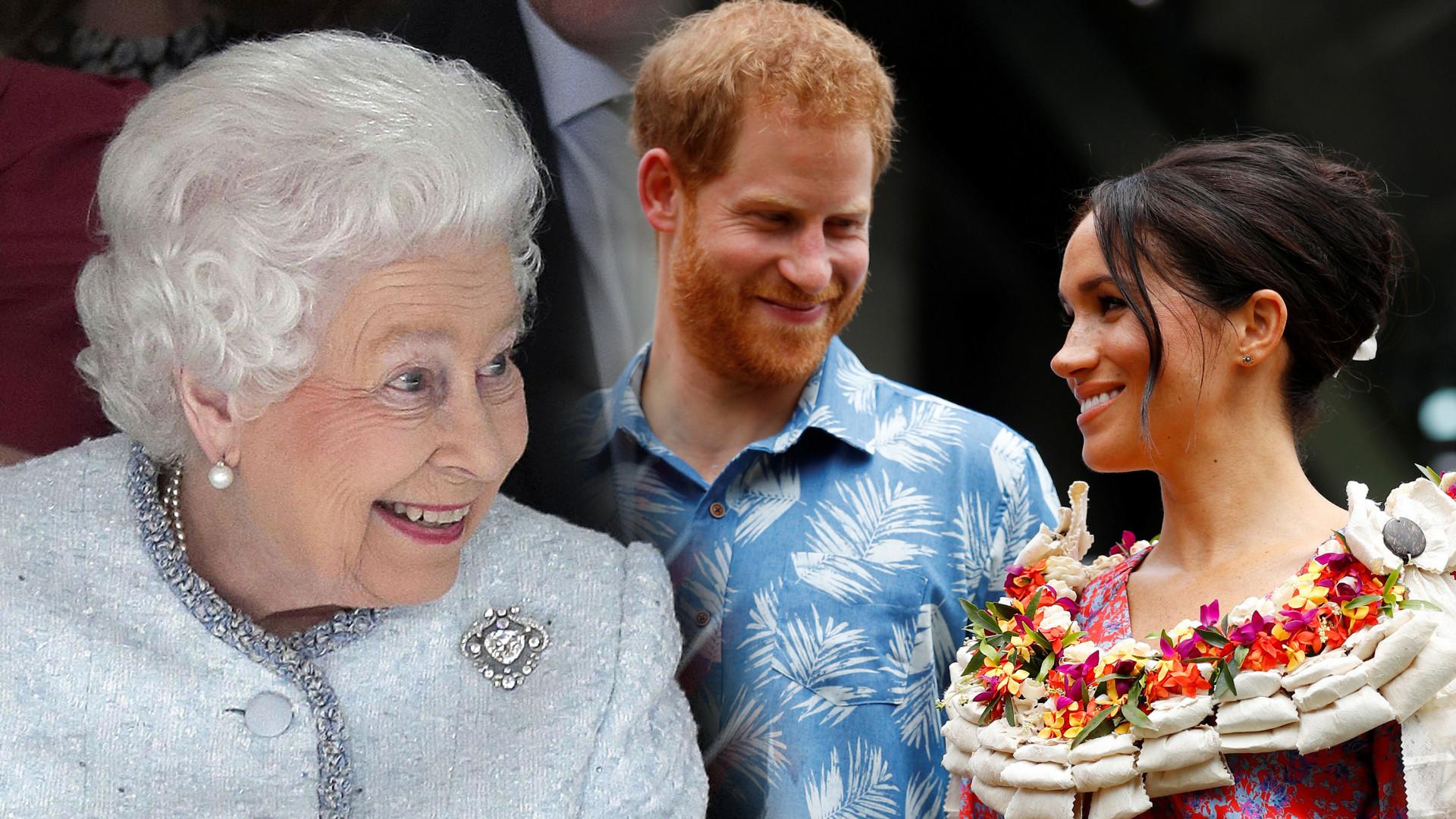 """Królowa Elżbieta nie używa zwrotu """"być w ciąży"""" – jest zbyt wulgarny"""