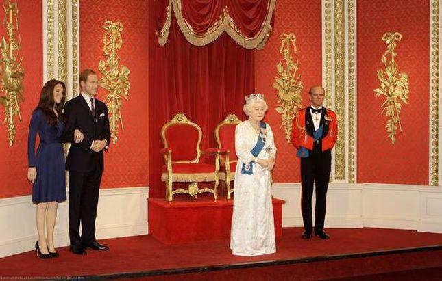 Nowa Królowa Elżbieta z wosku (FOTO)