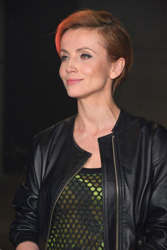 Katarzyna Zieli�ska ju� tak NIE WYGL�DA (FOTO)