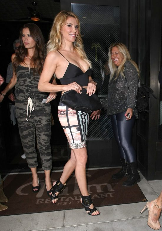 Brandi Glanville: Niech Krupa udowodni że jej wagina...