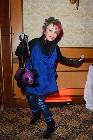 Krystyna Mazurówna wylana z Tylko taniec