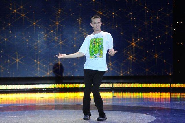 Krzysztof Kozak resztkami sił dotarł do finału Tylko taniec