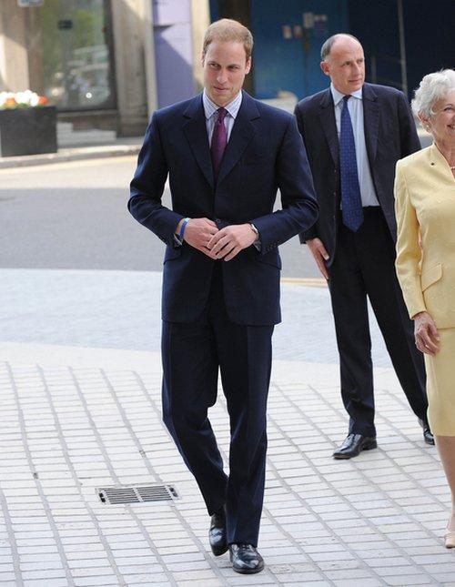 Książę William: Nie robię takiego wrażenia jak moja matka