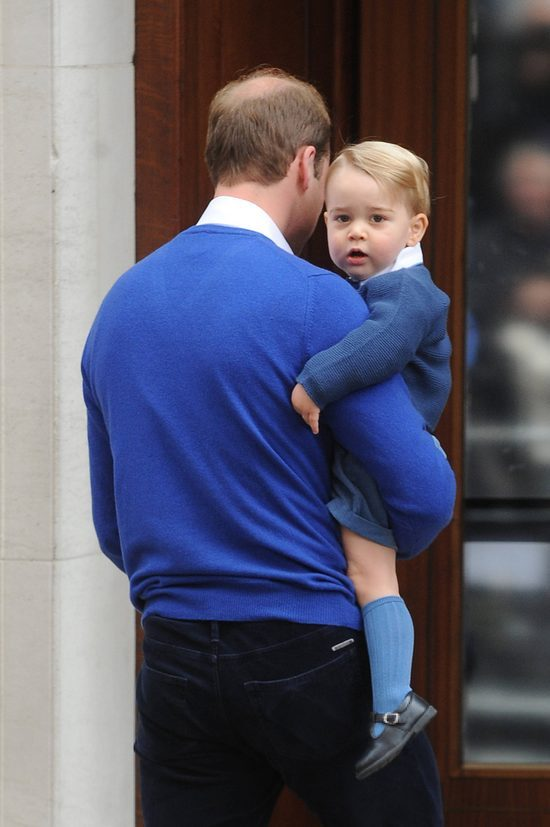 Książę William zdradził trick na usypianie Jerzego i Charlotte