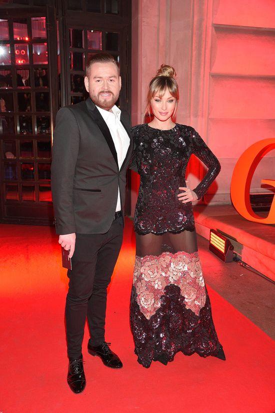 Ksi��kiewicz w tej sukni nie powinna si� schyla� (FOTO)